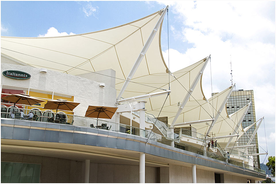 tensile Tensile are specialist suppliers and installers of tensile architecture, vertical gardens and tension structures in stainless steel.